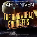 The Ringworld Engineers by  Larry Niven audiobook