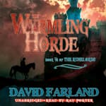 The Wyrmling Horde by  David Farland audiobook