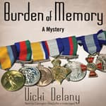 Burden of Memory by  Vicki Delany audiobook
