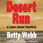 Desert Run by  Betty Webb audiobook