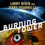 Burning Tower by  Jerry Pournelle audiobook