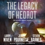 The Legacy of Heorot by  Jerry Pournelle audiobook