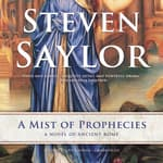 A Mist of Prophecies by  Steven Saylor audiobook