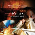 Relics by  Mary Anna Evans audiobook