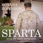 Sparta by  Roxana Robinson audiobook