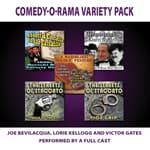 Comedy-O-Rama Variety Pack by  Victor Gates audiobook