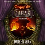 Cirque du Freak by  Darren Shan audiobook