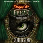 The Vampire's Assistant by  Darren Shan audiobook