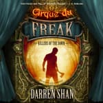 Killers of the Dawn by  Darren Shan audiobook