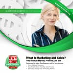What Is Marketing and Sales? by  Bryan Heathman audiobook
