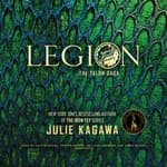 Legion by  Julie Kagawa audiobook