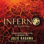 Inferno by  Julie Kagawa audiobook