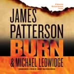 Burn by  Michael Ledwidge audiobook
