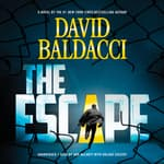 The Escape by  David Baldacci audiobook