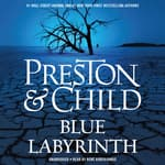 Blue Labyrinth by  Lincoln Child audiobook