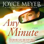 Any Minute by  Deborah Bedford audiobook