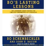Bo's Lasting Lessons by  John U. Bacon audiobook