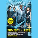 House of Lies by  Martin Kihn audiobook