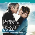 Nights in Rodanthe by  Nicholas Sparks audiobook