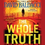 The Whole Truth by  David Baldacci audiobook