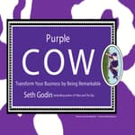 Purple Cow by  Seth Godin audiobook