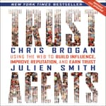 Trust Agents (Revised and Updated) by  Chris Brogan audiobook