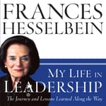 My Life in Leadership by  Frances Hesselbein audiobook