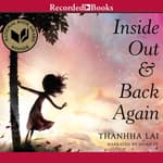 Inside Out and Back Again by  Thanhhà Lại audiobook