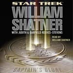 Captain's Glory by  William Shatner audiobook