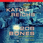 206 Bones by  Kathy Reichs audiobook