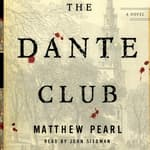 The Dante Club by  Matthew Pearl audiobook