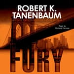 Fury by  Robert K. Tanenbaum audiobook