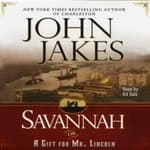 Savannah by  John Jakes audiobook