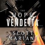 The Hope Vendetta by  Scott Mariani audiobook
