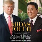 Midas Touch by  Donald J. Trump audiobook