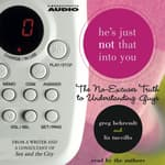 He's Just Not That Into You by  Greg Behrendt audiobook