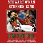 Faithful by  Stewart O'Nan audiobook