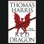 Red Dragon by  Thomas Harris audiobook