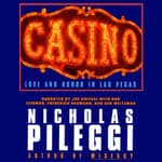 Casino by  Nicholas Pileggi audiobook