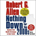 Nothing Down for the 2000s by  Robert G. Allen audiobook