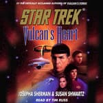 Vulcan's Heart by  Susan Shwartz audiobook
