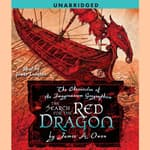 The Search for the Red Dragon by  James A. Owen audiobook