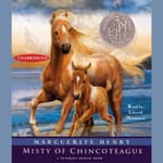 Misty of Chincoteague by  Marguerite Henry audiobook