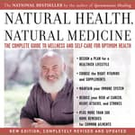 Natural Health, Natural Medicine by  Andrew Weil MD audiobook