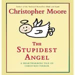 The Stupidest Angel by  Christopher Moore audiobook