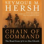 Chain of Command by  Seymour M. Hersh audiobook