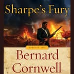 Sharpe's Fury by  Bernard Cornwell audiobook