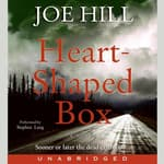 Heart-Shaped Box by  Joe Hill audiobook