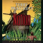 Nation by  Sir Terry Pratchett audiobook