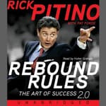 Rebound Rules by  Rick Pitino audiobook